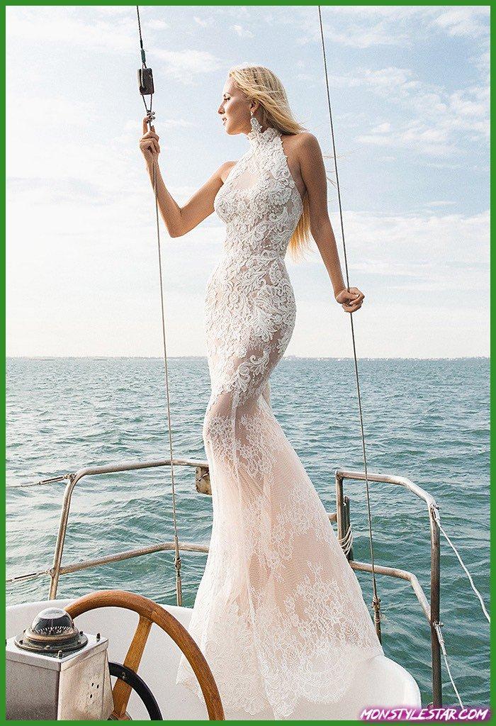 Robes de mariée Oksana Mukha glamour élégantes