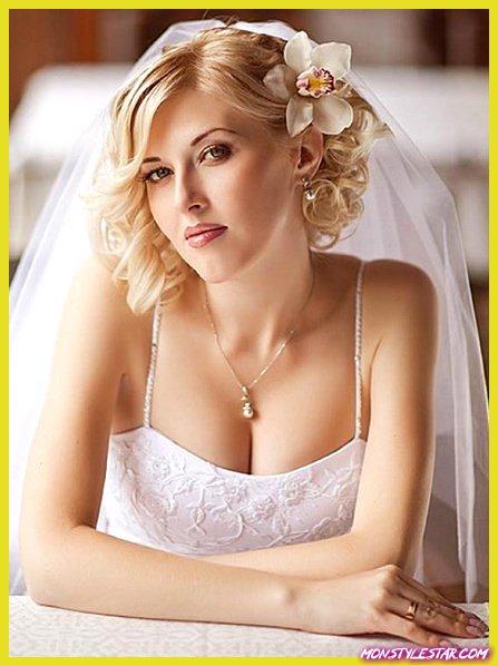 Photo of 20 coiffures de mariage hypnotiques pour cheveux courts