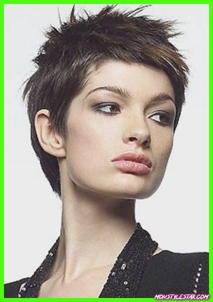 Coiffures courtes pour cheveux fins