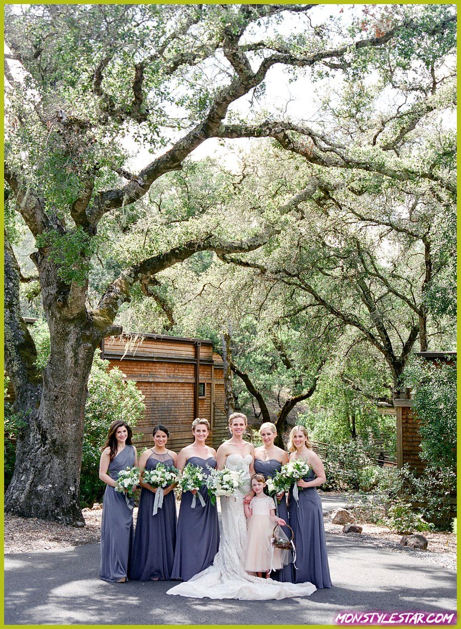 Mariage en plein air chic et rustique avec des détails élégants de The Jaureguis Photography