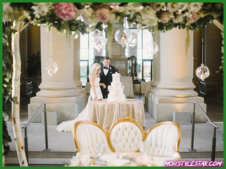 Mariage classique à St. Louis dans la ville de The Waldron Photograph Co.