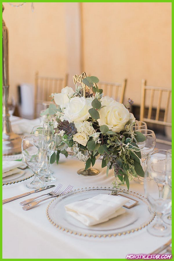 Mariage en plein air blanc et or glamour à la Villa Del Sol D'Oro
