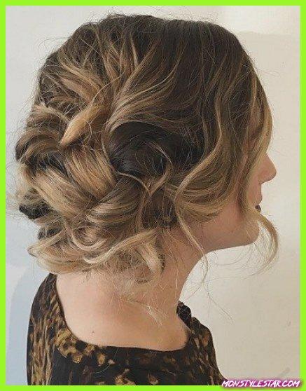 20 dernières coiffures Low Bun