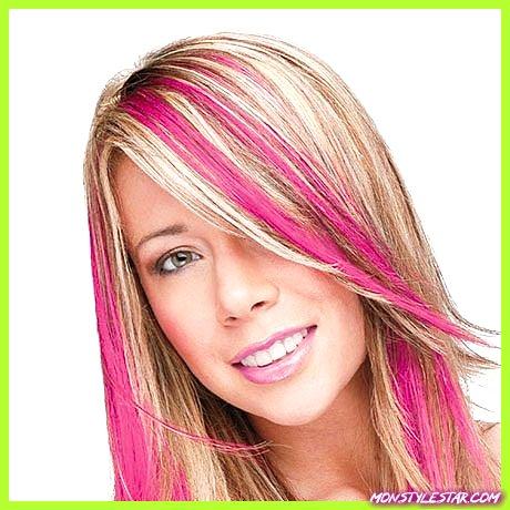 20 coiffures roses faciles à faire