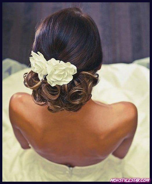 Photo de 20 magnifiques coiffures de fête opacité