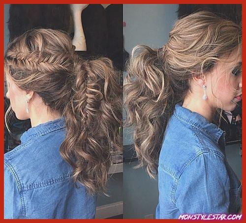 Photo de 15 coiffures de caravane de étalon ondulés occasionnels