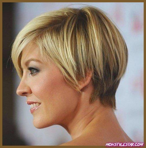 La plus courte coiffure courte simple coiffures pour les femmes