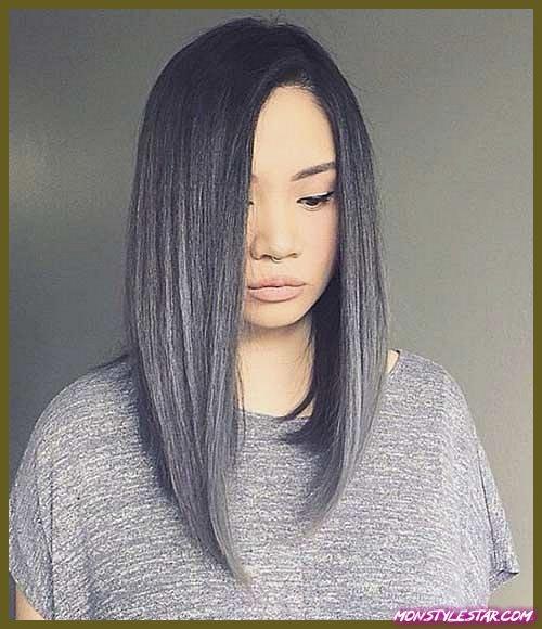 20 coupes de cheveux long Bob