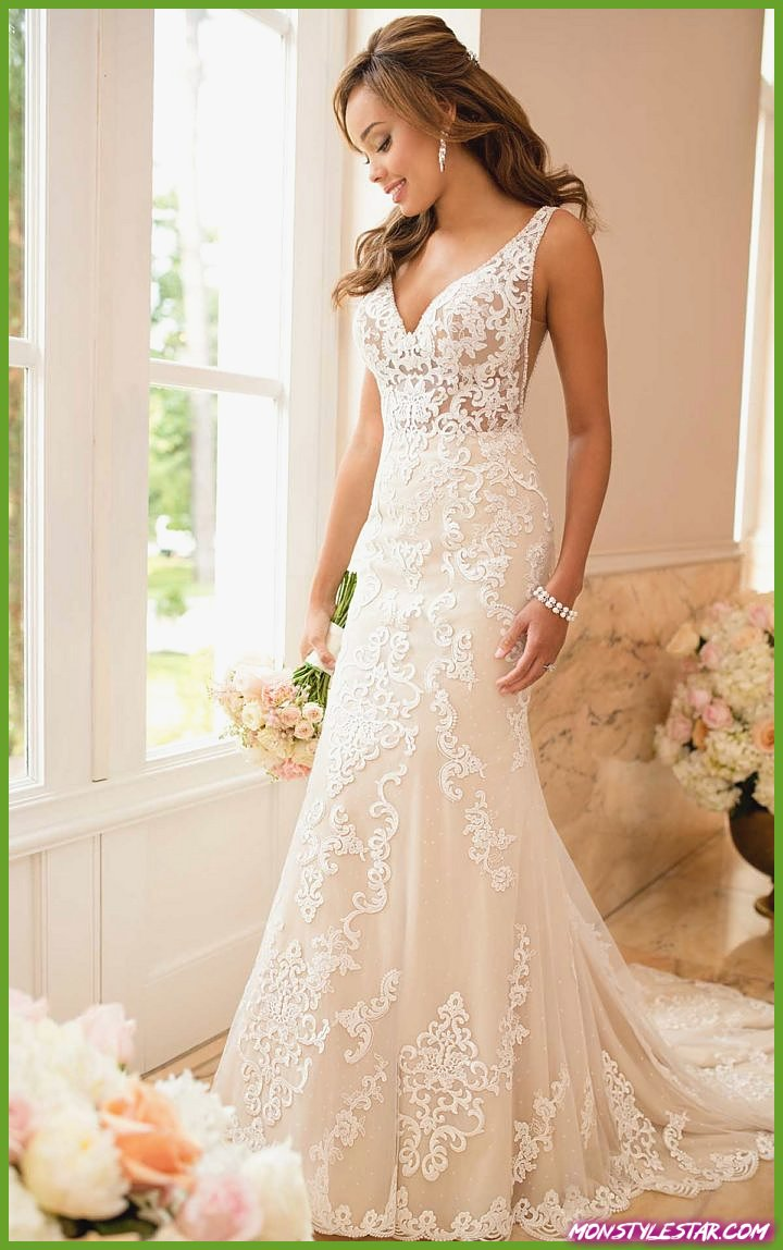 Intemporellement glamour printemps 2018 robes de mariée Stella York