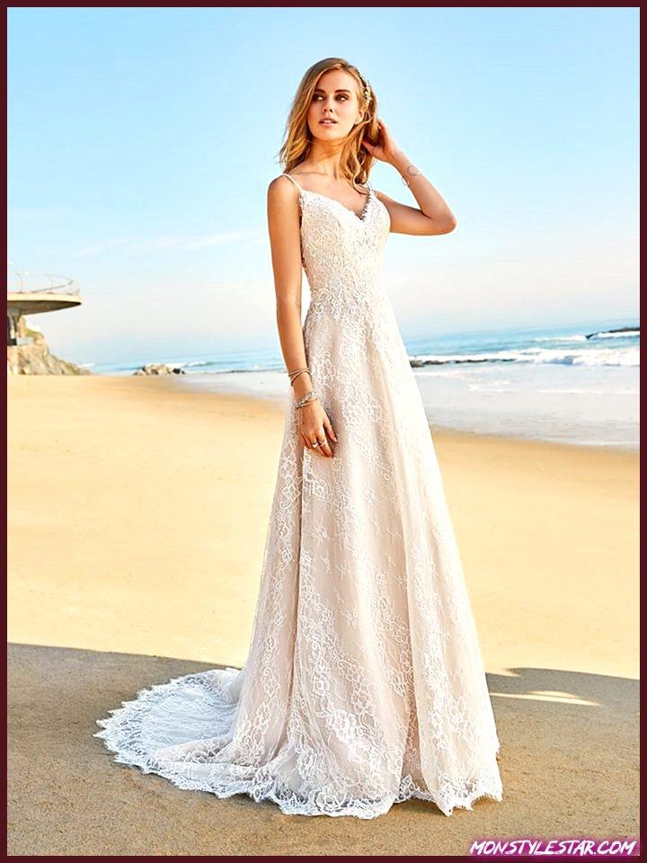 Robes de mariée romantiques Boho de la collection Simply Val Stefani