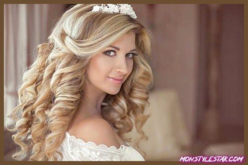 Photo de 20 coiffures de mariage de plage Breezy