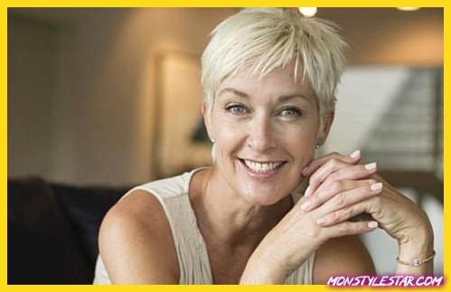 Photo de Des coiffures différentes pour les femmes plus âgées