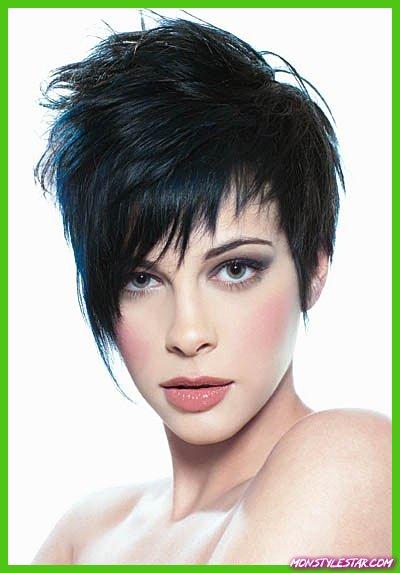 20 coiffures courtes pour les cheveux épais