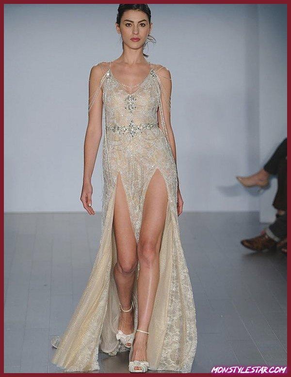 Robes de mariée vintage avec un spin moderne