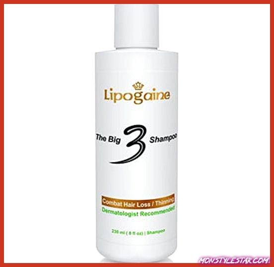 Linguine Big 3 Premium Hair Shampoo Shampoo.jpg- Shampooings Croissance Cheveux