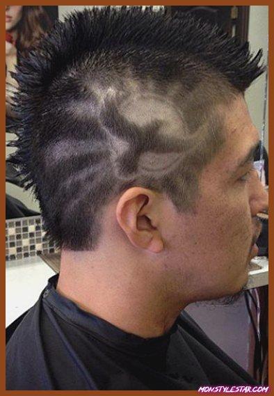 15 coiffures Mohawk pour hommes