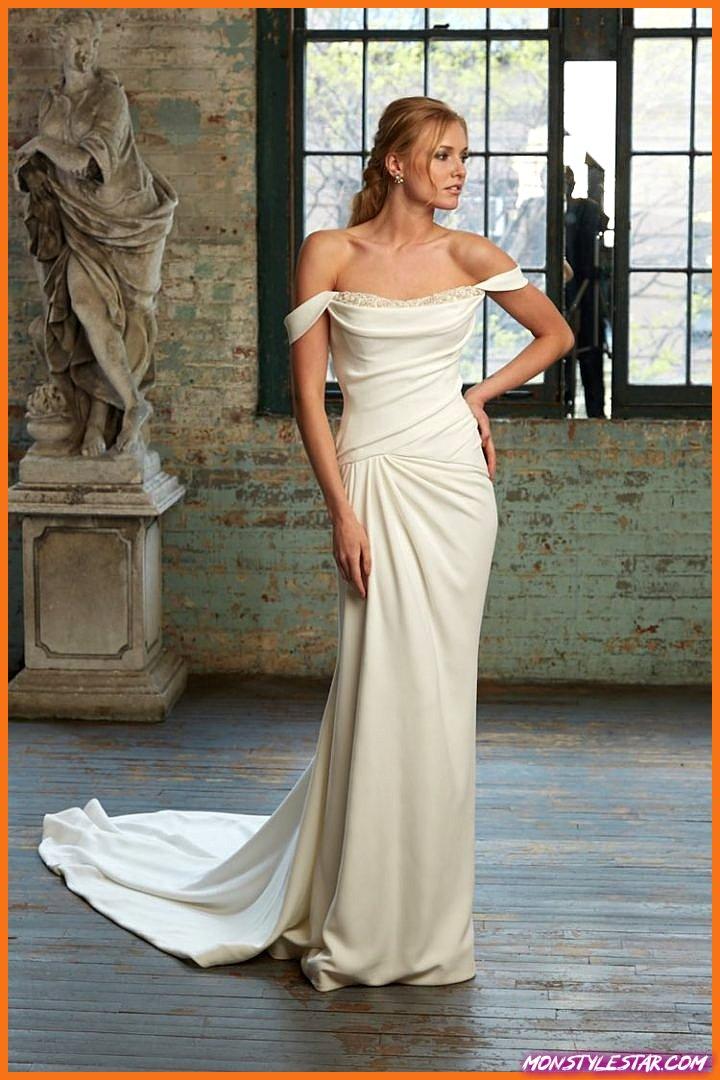 Collection de robes de mariée haut de la série: robes de mariée modernes d'Isabelle Armstrong