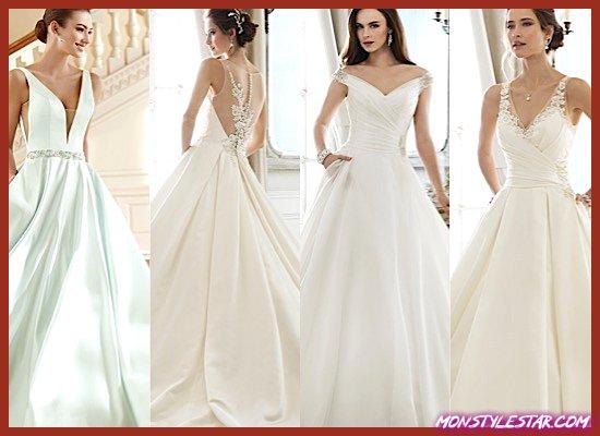 Photo de Tendances: Des collections de robes de mariée élégamment chics avec des poches de Mon Cheri Bridals
