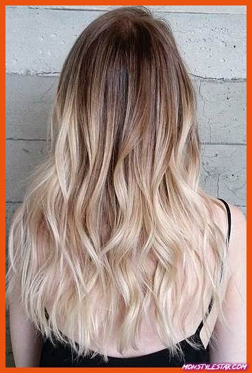 20 looks de balayage blonde