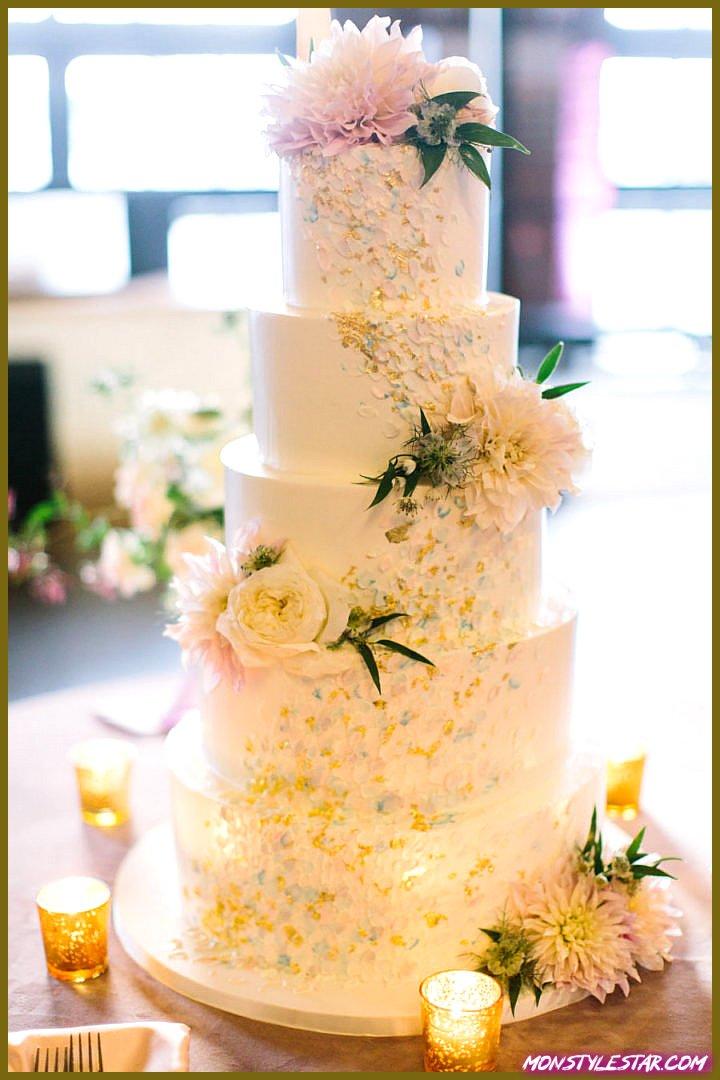 Mariage d'été chic à Cleveland avec des pastels élégants de Lauren Gabrielle Photography