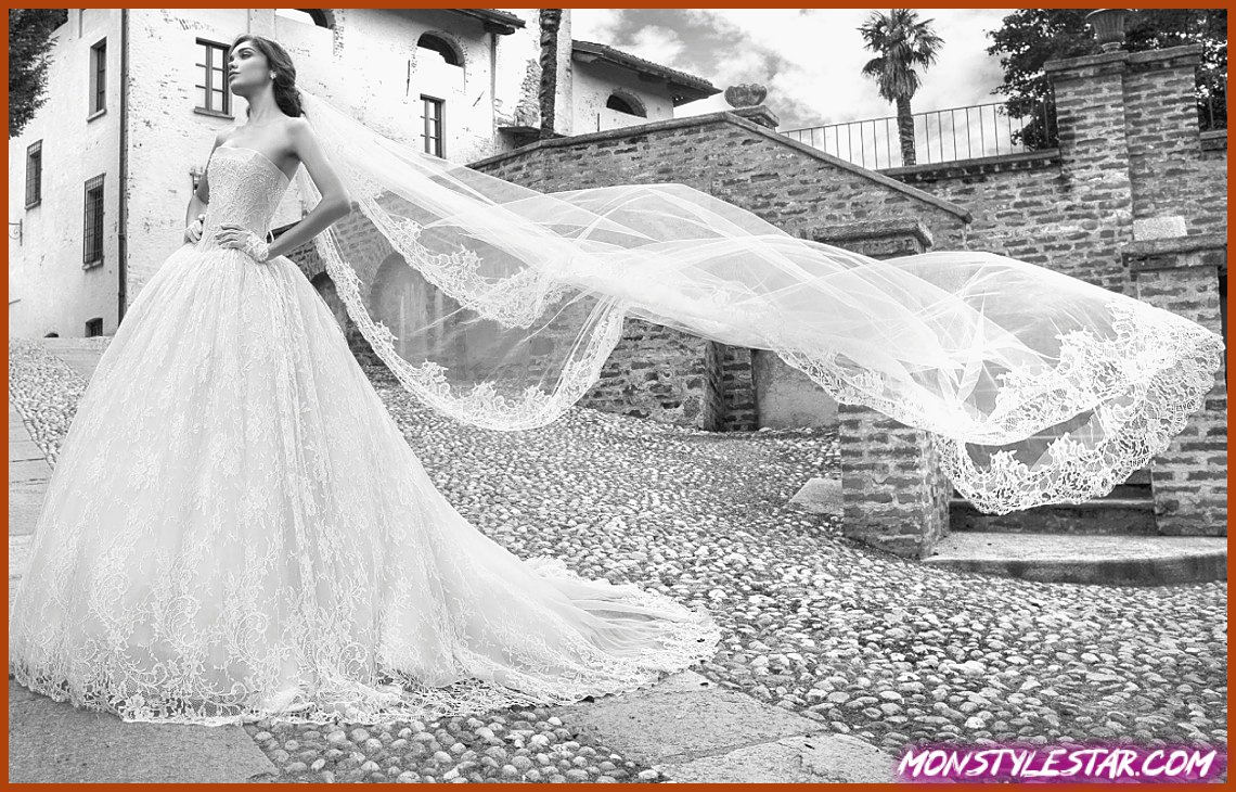 Photo de À couper le souffle Belle Alessandra Rinaudo Robes de mariée 2015 Collection de mariée