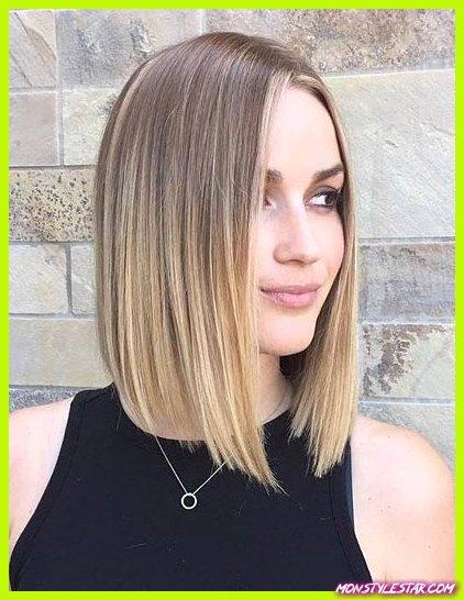15 coiffures élégantes A-Line Bob