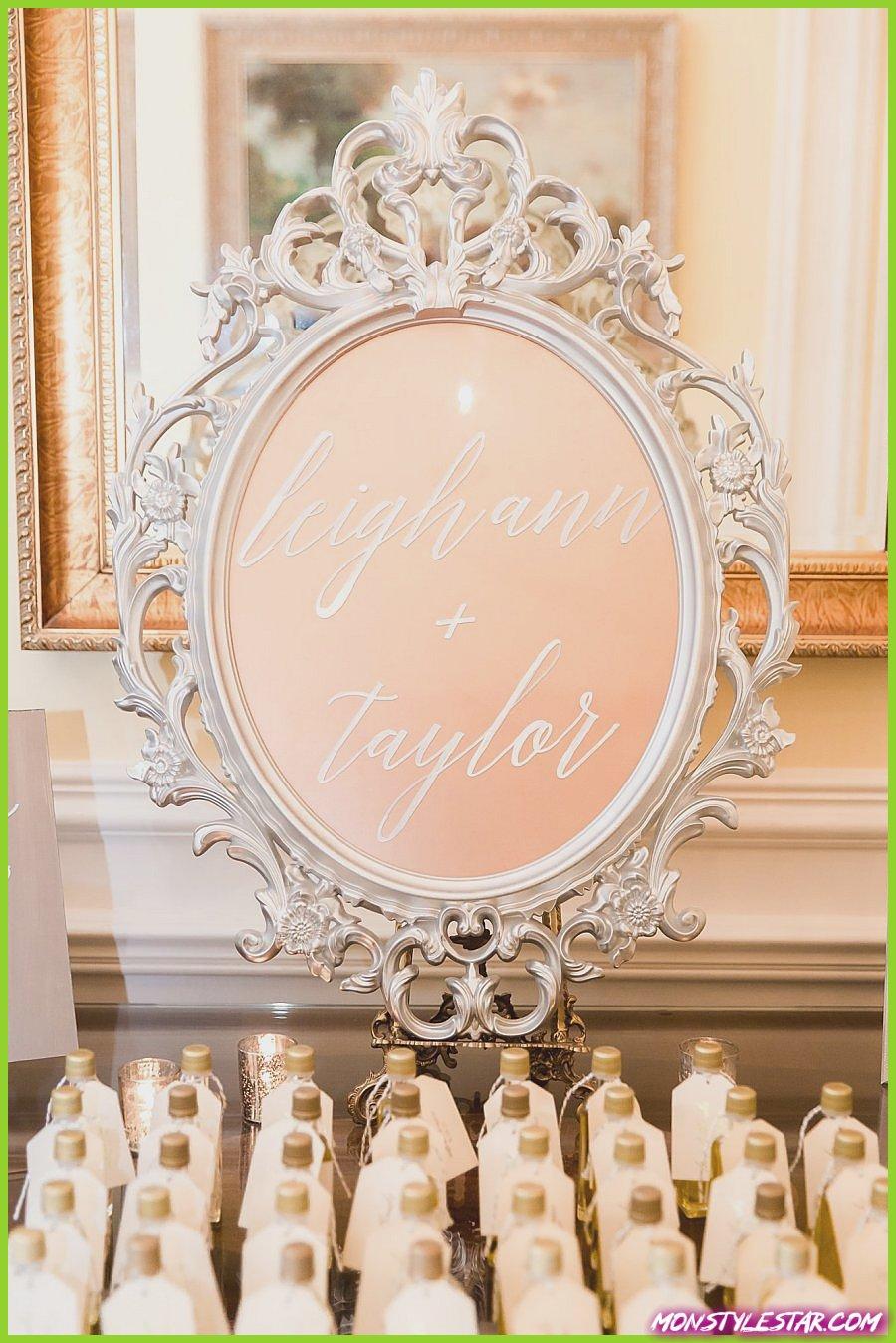 Mariage New Jersey vert élégant et classique d'Idalia Photography