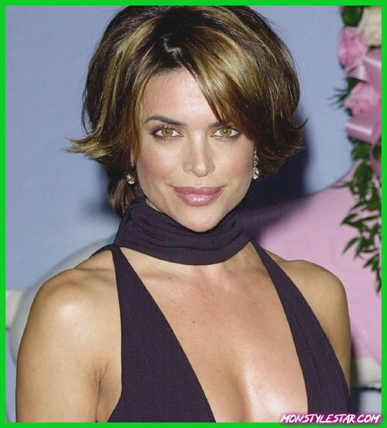 Photo de 20 Coiffures Sassy Lisa Rinna