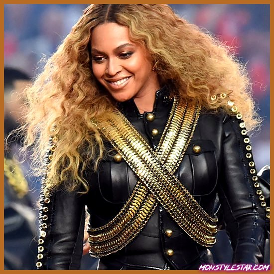 15 belles tresses de boîte à bascule Beyonce