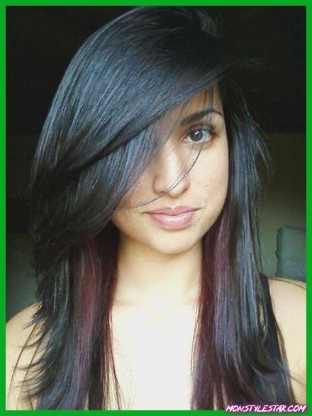 Meilleures coiffures à deux tons pour les femmes