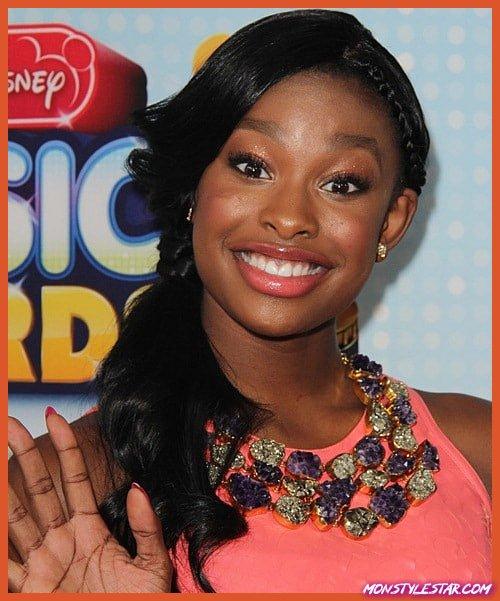 Photo de 15 coiffures mignonnes pour les filles noires