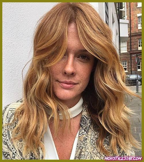 15 coiffures mignonnes pour les longs visages