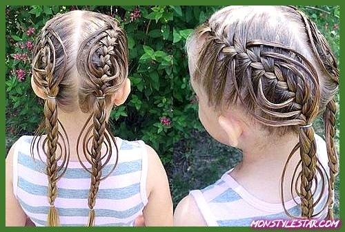 20 adorables coiffures de bambins