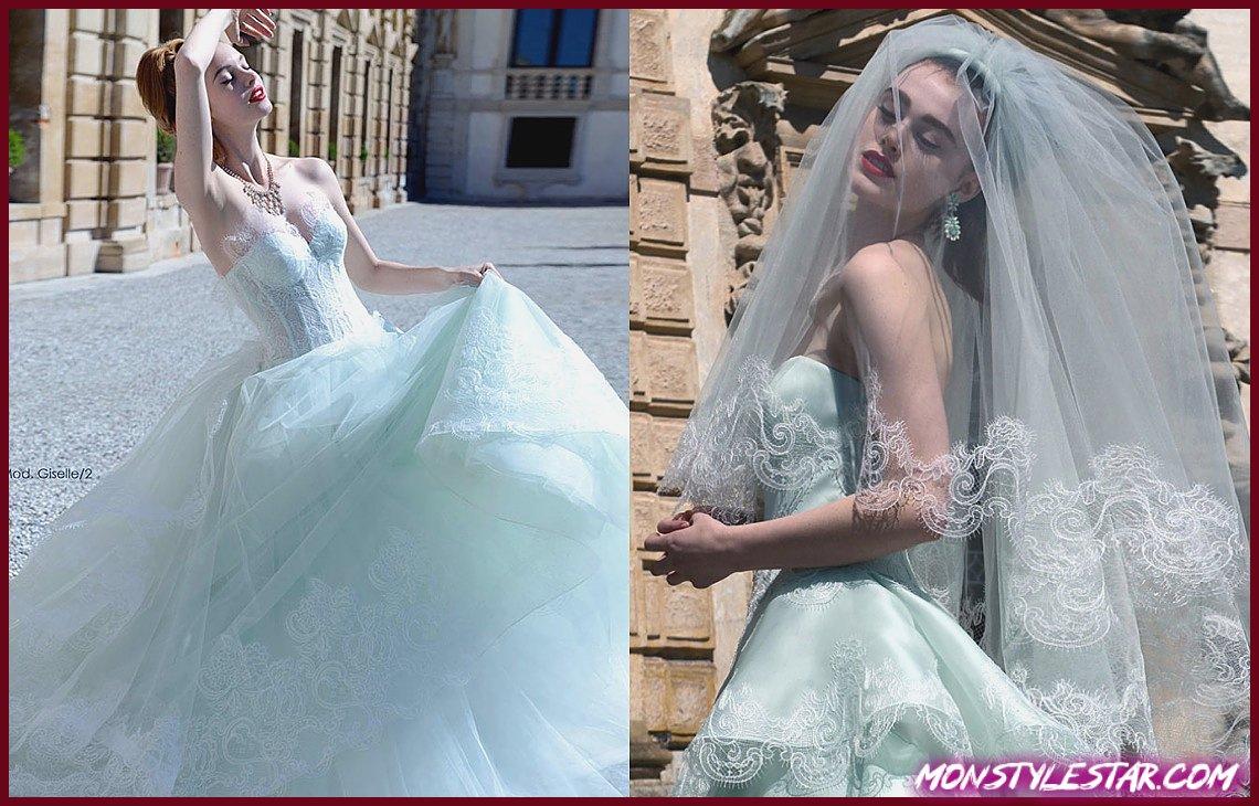 Photo de Audacieux mais intemporels Robes de mariée de l'Atelier Aimee 2015 Partie I