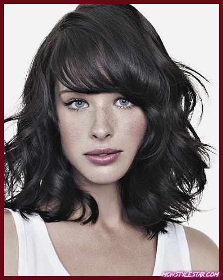 Photo de 15 coupes de cheveux de longueur d'épaule