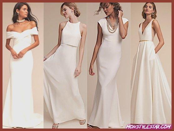 Photo de Robes de mariée BHLDN pour la mariée moderne