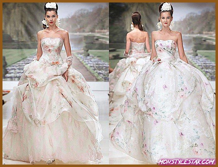 Photo de Robes de mariée de l'Atelier Aimee glamour Collection 2015 Partie II