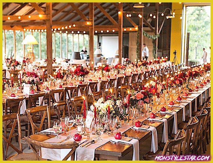 Photo de Inspirez-vous de la Saint-Valentin lors de ce mariage à Napa