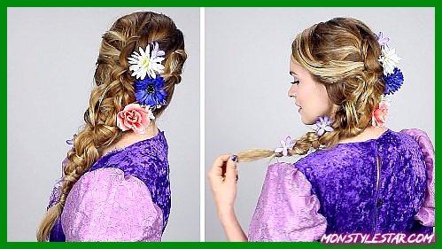 Photo de 20 coiffures à la mode et coupes de cheveux pour les adolescentes