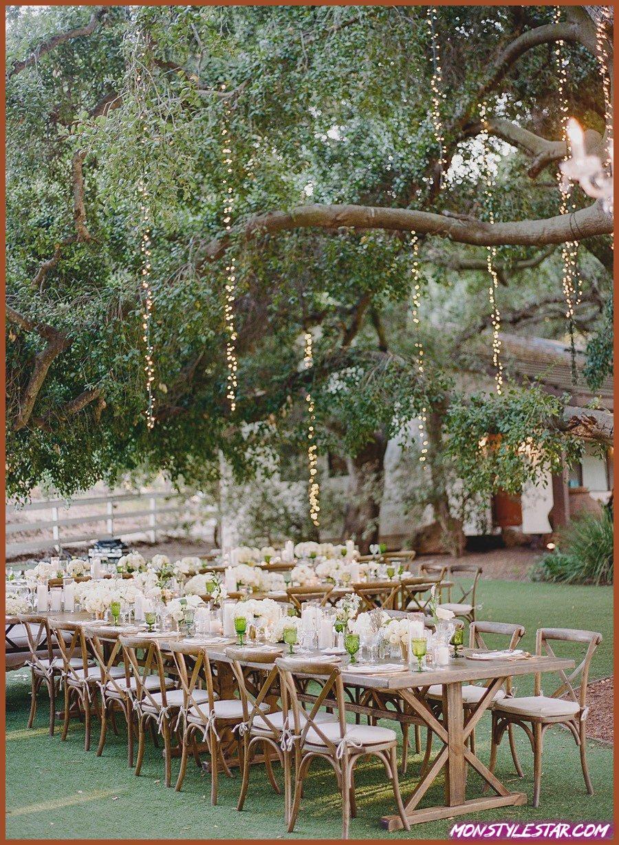 Mariage blanc en plein air à Malibu de Rebecca Yale Photography