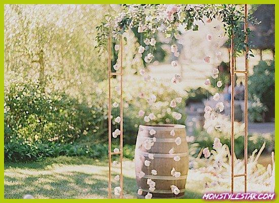 Photo de Joli mariage dans le pastel à Washington avec charme rustique de Blue Rose Pictures