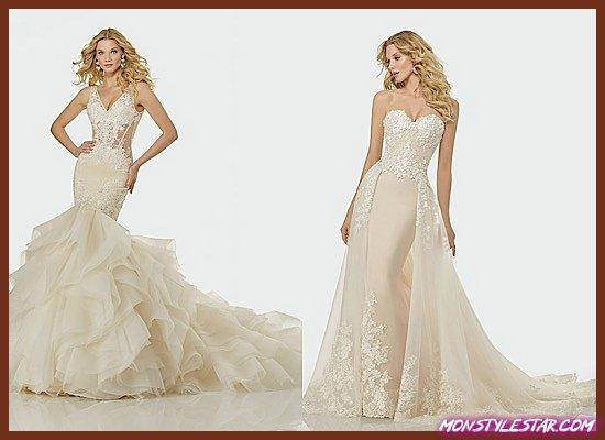 Photo de Robes de mariée glamour Randy Fenoli pour la mariée élégante