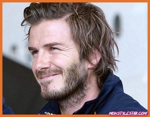 15 idées de David Beckham Hairstyles