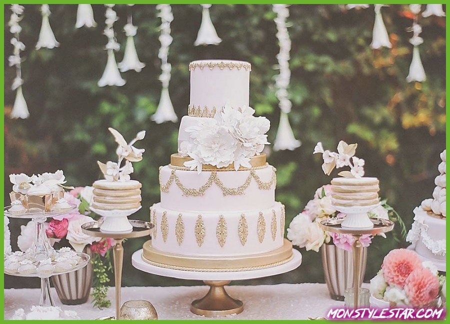 Glamorous Blush et Gold Destination Wedding à Rome