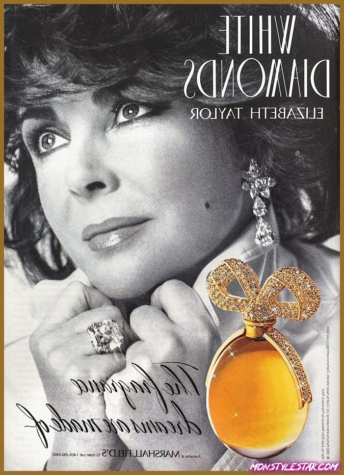10 parfums préférés des femmes célèbres