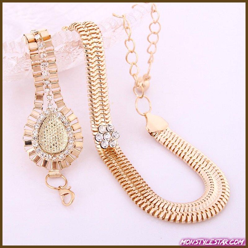 16 meilleurs bijoux de chaîne de taille