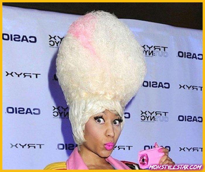 20 coiffures de célébrités étranges et drôles