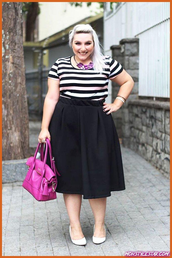 20 idées de tenues funéraires étonnantes pour les femmes de grande taille à essayer