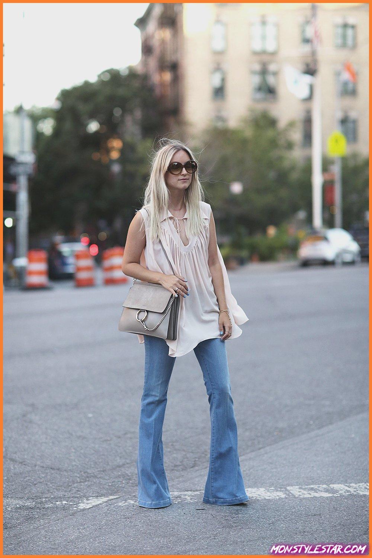 20 idées étonnantes de jeans évasés à essayer