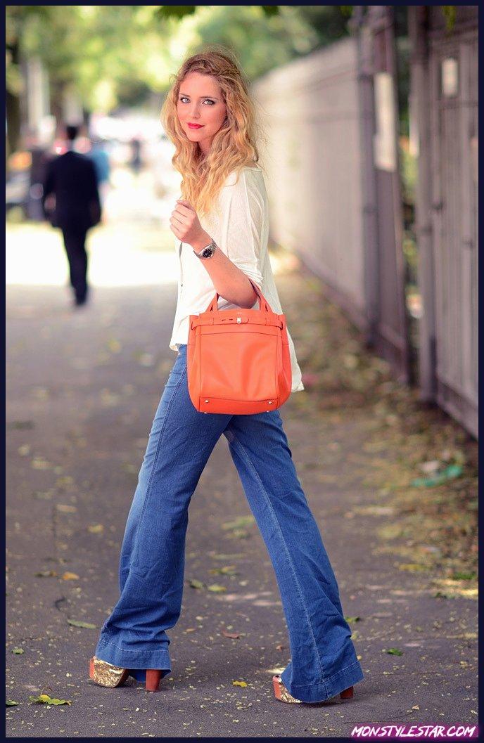 Photo de 20 idées étonnantes de jeans évasés à essayer
